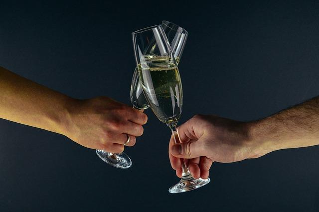Une boisson pour les moments privilégiés : mariage, anniversaire